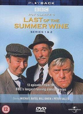 Last of the Summer Wine - Series 1 & 2 [1973] [DVD]