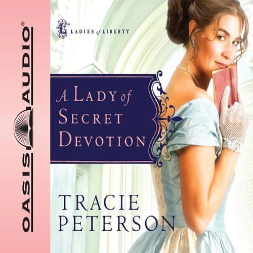 A Lady of Secret Devotion audiobook cover art
