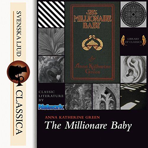 The Millionaire Baby audiobook cover art