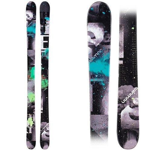 Freestyle Esquí Salomon Threat 171 11/12, black/green/grey