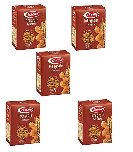 5x Pasta Barilla Cellentani integrali Vollkorn italienisch Nudeln 500g pack