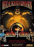 Official Mortal Kombat 4 Fighter's Kompanion Strategy Guide (Official Strategy Guides)