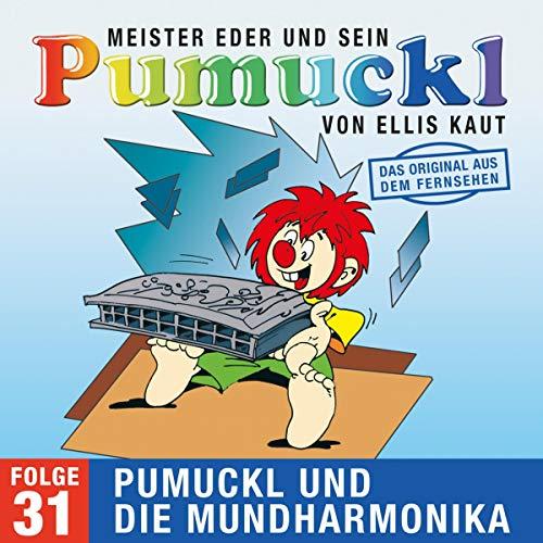Pumuckl und die Mundharmonika. Das Original aus dem Fernsehen Titelbild