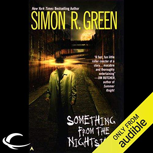 Something from the Nightside Audiobook By Simon R. Green cover art