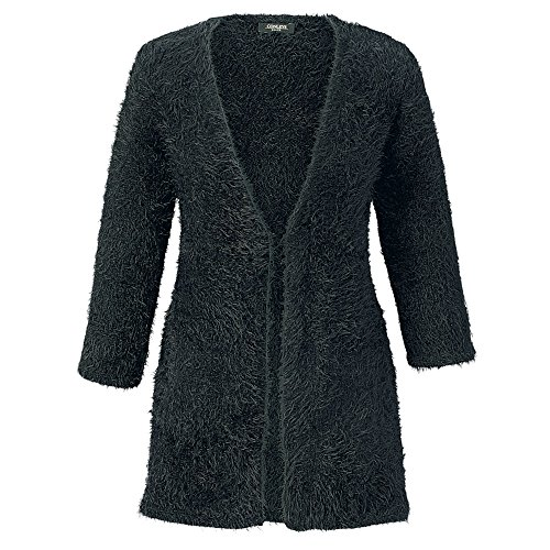 CONLEYS BLACK Jacke Schwarz Schwarz Größe XS