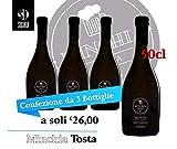 Birra Minchia Rossa 50 CL ( 3 bottle kit )