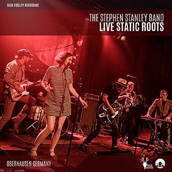 Live Static Roots (Oberhausen Germany)