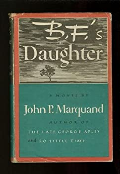 B F's Daughter 9997402677 Book Cover