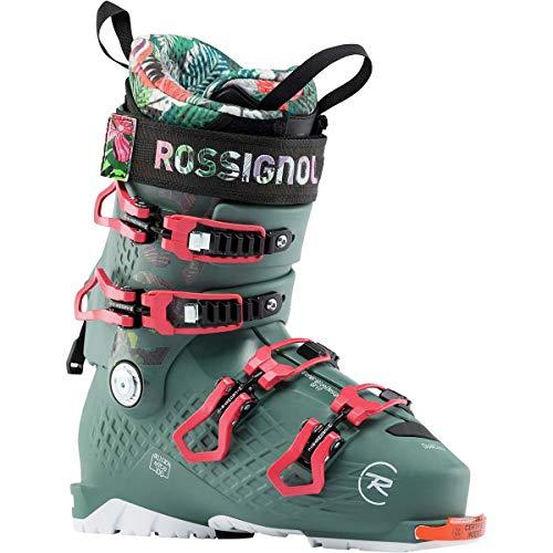 Rossignol - Chaussures De Ski Alltrack Elite 100 Lt W-Khaki Femme - Femme - Taille 27.5 - Gris