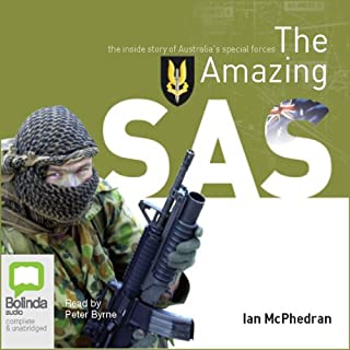 The Amazing SAS cover art