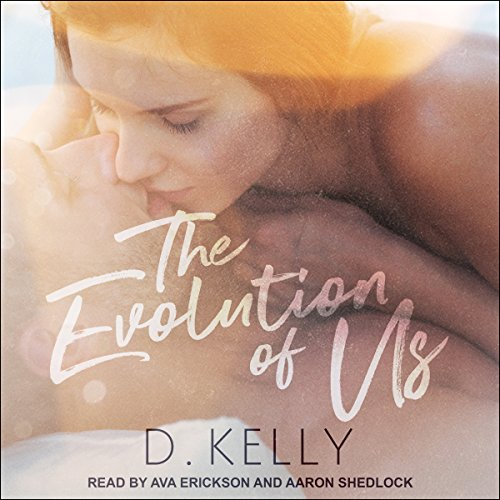 The Evolution of Us audiobook cover art