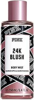 pink 24k blush body mist