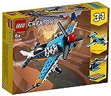 LEGO Creator3in1 AereoaElica - Elicottero - Aeroplano,Giocattoli da Costruzione per Bambini dai 7 Anni in su, 31099