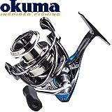 Okuma Epixor LS Spinning EPL-30 - Spinnrolle zum Zanderangeln, Zanderrolle, Stationärrolle für...