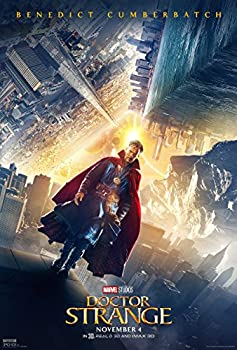 Doctor Strange Movie Poster Limited Print Photo Benedict Cumberbatch Size 24x36#1