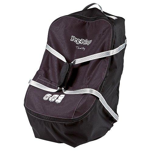 Peg Perego Y5CSTRAVEL Travel Bag für Autokindersitze, schwarz