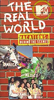 The Real World: Vacations: Behind the Scenes VHS