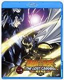 聖闘士星矢 THE LOST CANVAS 冥王神話 lt 第2章 gt Vol.4 Blu-ray
