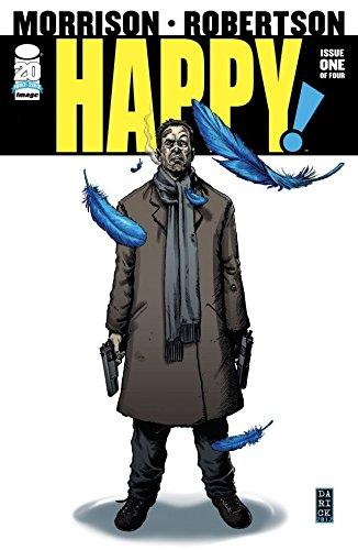 Happy! #1 (of 4) (English Edition)