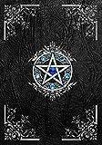 Il Libro Delle Ombre: Quaderno con Pentagramma Celtico | Diario Punteggiato con 150 Pagine per Arte, Disegno, Schizzi, Viaggi o Scrittura | Libro Degli Incantesimi, Stregoneria, Magia, Taccuino