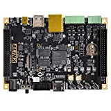 Features Xilinx Zynq-7000 FPGA XC7Z015-2CLG485I, dual-core Cortex-A9 processor with 767Mhz and DDR3 memory controller with 8 DMA channel A feature-rich, ready-to-use embedded software and digital circuit development board with a rich set of multimedi...