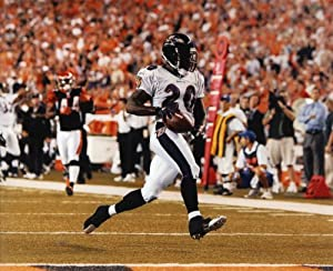 Ed Reed Baltimore Ravens 8x10 High Glossy Sports Action Photo (o)