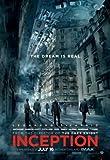 INCEPTION - LEONARDO DICAPRIO – Imported Movie Wall