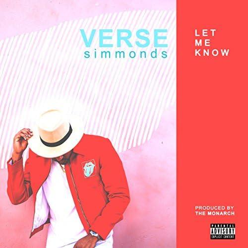 Verse Simmonds