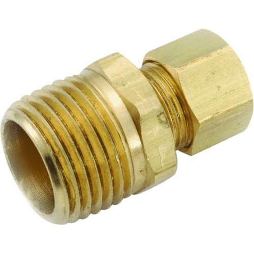 Male Union Compression Connector by Anderson Metals