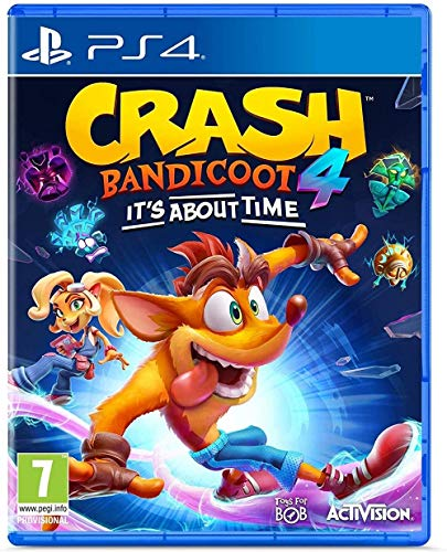 Crash Bandicoot 4: It's About Time PS4 [