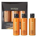 12% mascarilla brasileña de queratina para el cabello, champú, cuidado del cabello, control de frizz, hidratación, nutrición, reparación para cabello dañado