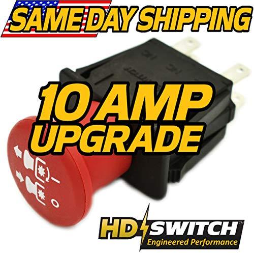 Kubota , K1211-62231 Clutch PTO Switch - Free 10 AMP Upgrade - HD Switch K1211-62230