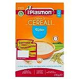 Plasmon Crema di Cereali - Riso, 2 x 230 g...