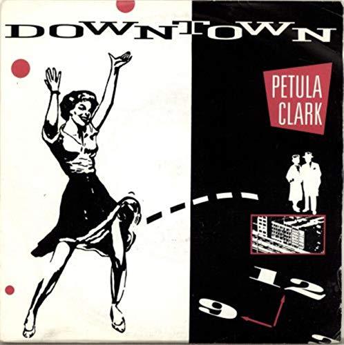 PETULA CLARK Downtown 88 7
