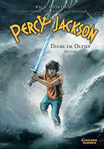 Percy Jackson (Comic), Band 1: Percy Jackson - Diebe im Olymp (Comic) ( 24. März 2011 )
