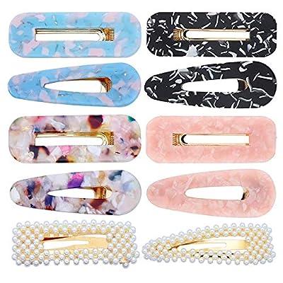 Jocelyn-L Hair Clips Set Hair Barrettes Hair Pins Fashion Hair Accessories for Women and Ladies