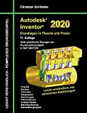 Autodesk Inventor 2020 - Grundlagen in Theorie und Praxis: Viele praktische Übungen am Konstruktionsobjekt 4-Takt-Motor