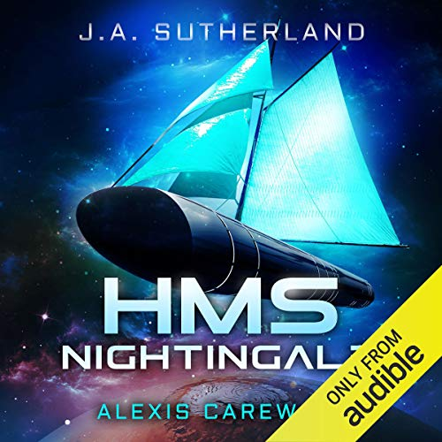 HMS Nightingale Audiobook By J.A. Sutherland cover art