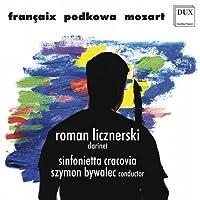 Francaix/Podkowa/Mozart: Piece