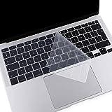 MOSISO Cubierta de Teclado Compatible con MacBook Air 13 2020 A2337 M1...