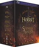 Le Hobbit et le Seigneur des Anneaux, Les Trilogies - Versions Longues - Coffret Blu-Ray...