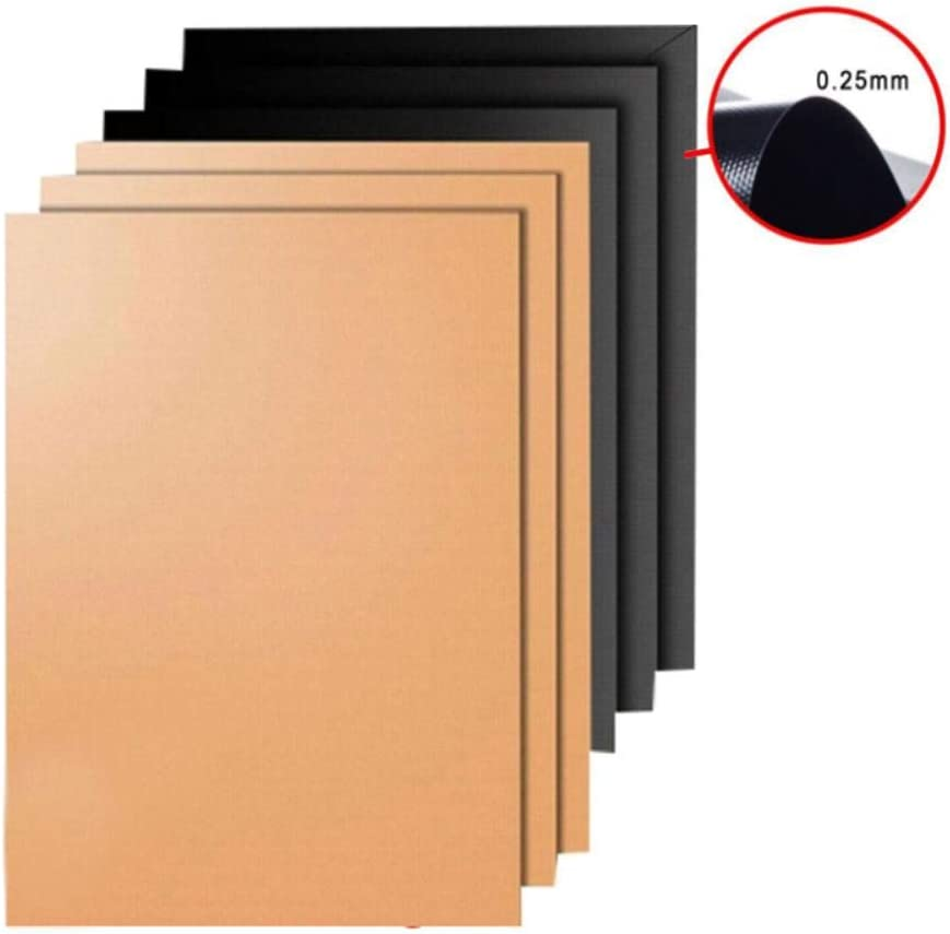 Sgn Barbecue Mat 40x60 0.25mm BBQ Grill Mat Set Non-Stick Baking Mats - Works on Gas Charcoal Electric Grill and More Tools,33x40 3pcs Khaki 33x40 4pcs Khaki
