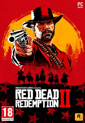 Red Dead Redemtion 2 (La caja contiene código de descarga)