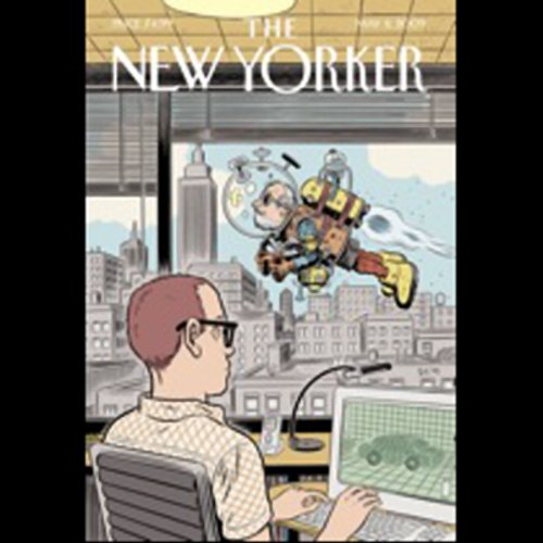 The New Yorker, May 11th, 2009 (Philip Gourevitch, Malcolm Gladwell, Douglas McGray) audiobook cover art