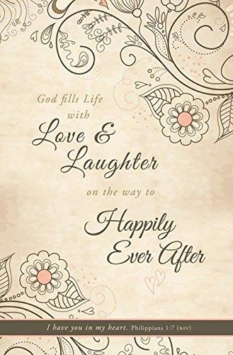"Warner Press, Standard Bulletin 11, Wedding, ""Love and Laughter""... (Pack of 100)"