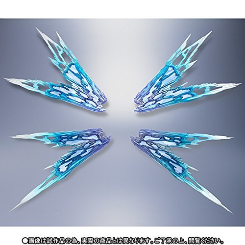 BANDAI Metal Build Strike Freedom Gundam Light Wing Option Set (Japan Import)