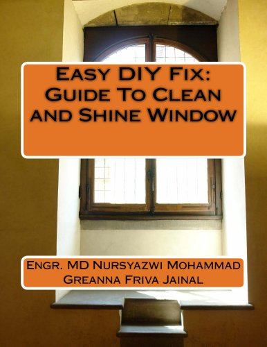 Easy DIY Fix: Guide To Clean and Shine Window (English Edition)