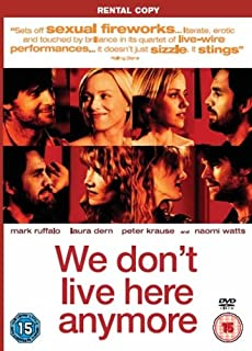 We Don't Live Here Anymore [Reino Unido] [DVD]