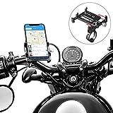 SunTop Porta Cellulare Bici, GUB Plus 6 Moto Universale 360° Supporto per Bicicletta per Il Telefono Cellulare, Smartphone, Navi, etc