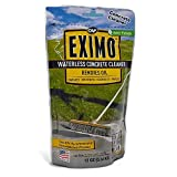 EXIMO® Waterless Concrete Cleaner (0.75 lbs) for Driveway, Garage, Basement, and Walkway Surfaces, Advanced Stain Remover for Oils and Other Petroleum Stains